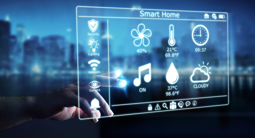 Sterowanie smart home