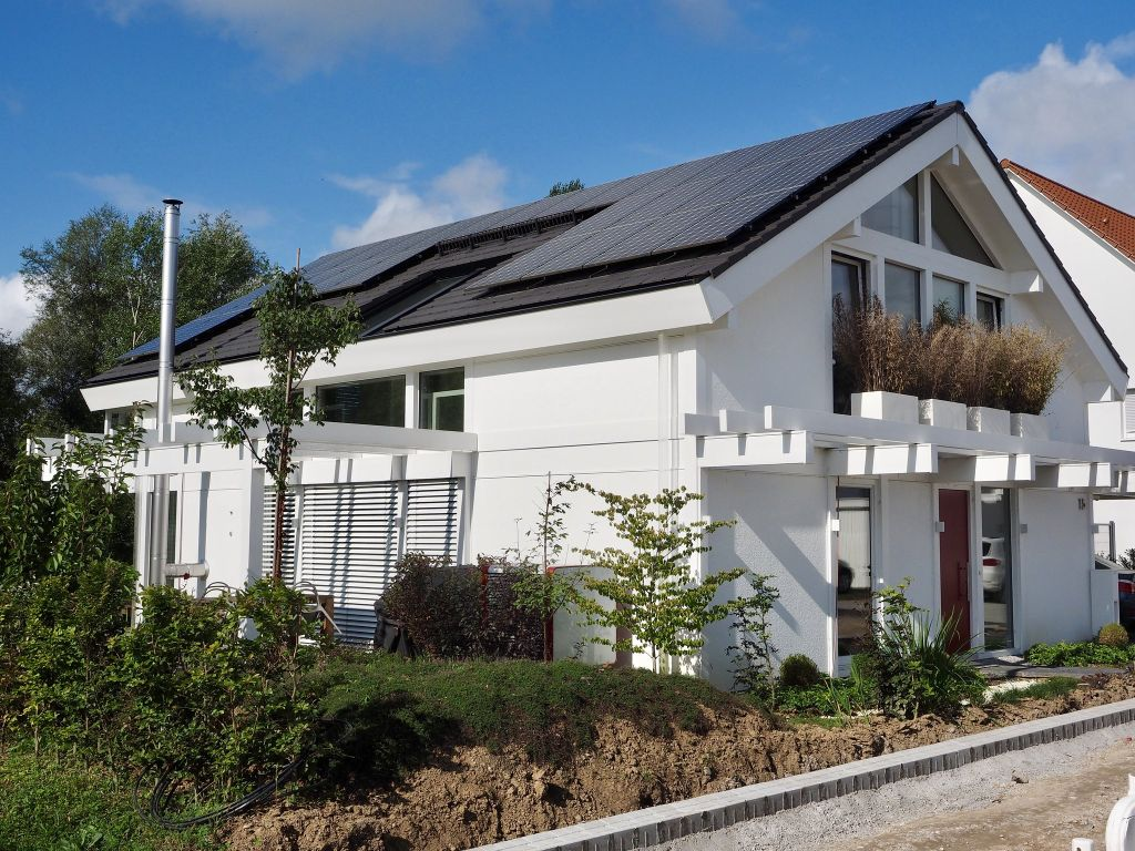 Dom plus energetyczny