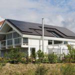 Dom plus energetyczny w Niemczech